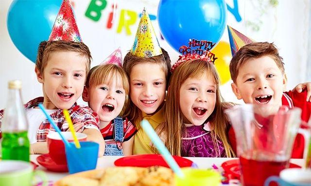 magia en cumpleaños